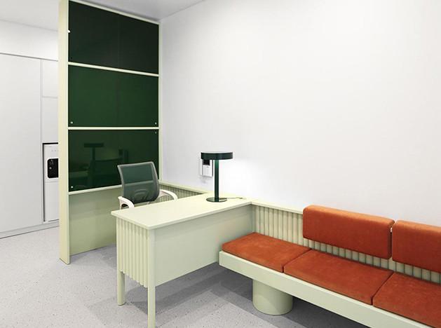 Стоматологическая клиника по проекту Supaform