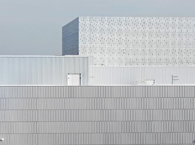 Банк Франции по проекту Jean-Paul Viguier et Associés
