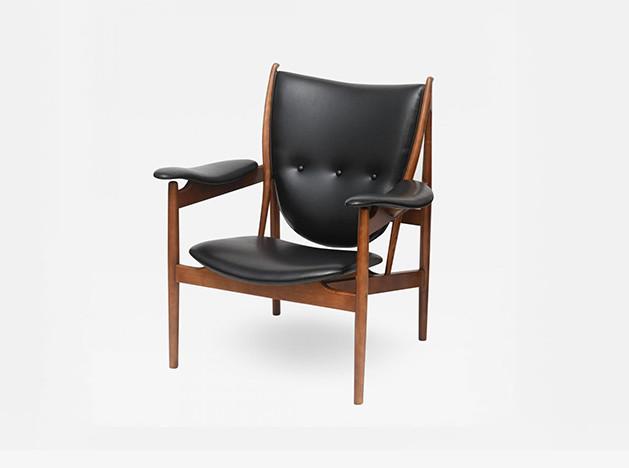 100 лет дизайна: кресло Сhieftain Финна Юла