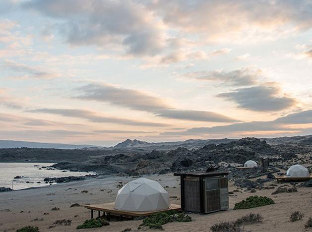World Architecture Festival 2018: палатка на краю Земли