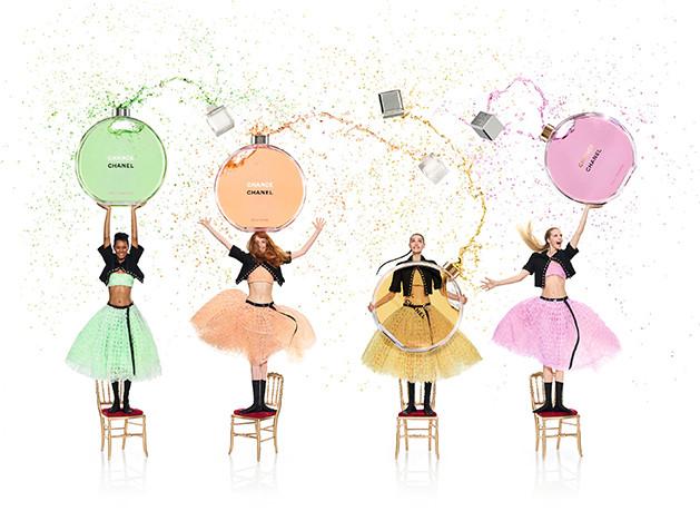 Жан-Поль Гуд создал рекламное видео для Chanel