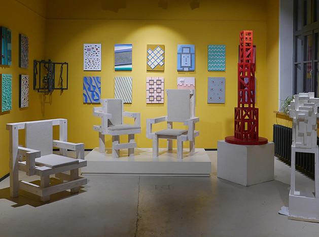 Шелковский: стулья скульптора