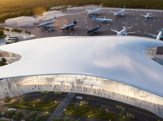 Studio Fuksas построит аэропорт в Геленджике