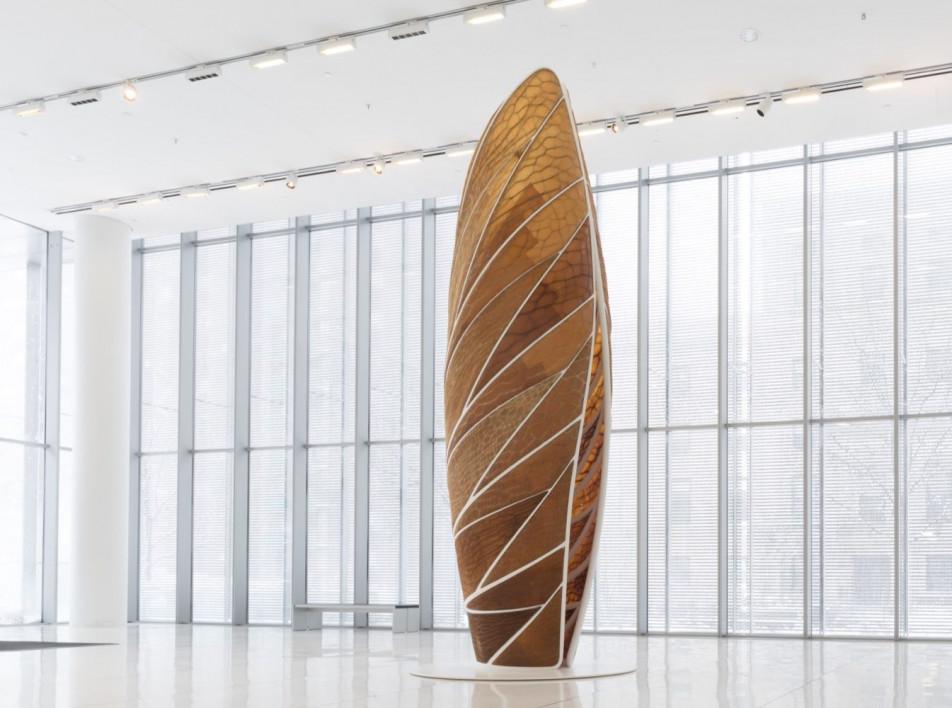 Лучшее в 2019: новый органический дизайн Нери Оксман