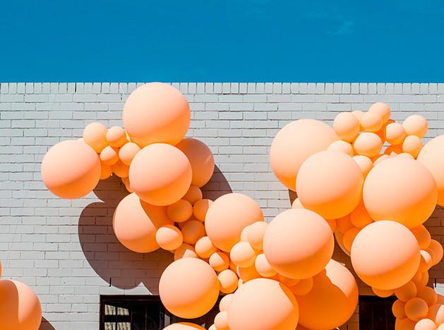 Неделя дизайна в Мельбурне: 7000 шаров Geronimo