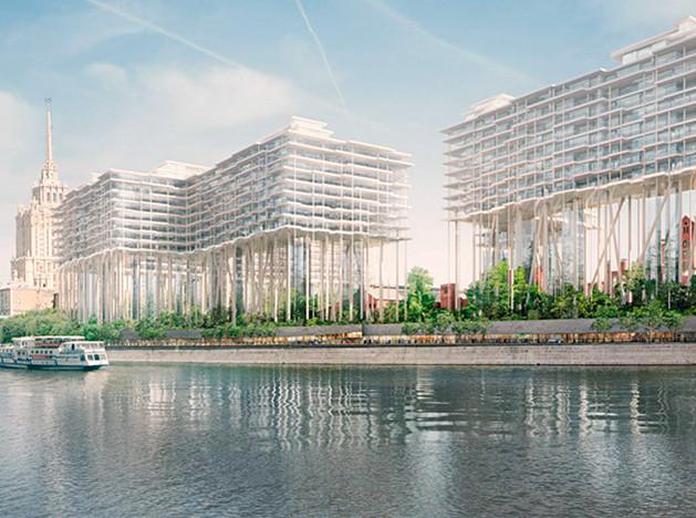 Herzog & de Meuron реконструируют завод в Москве