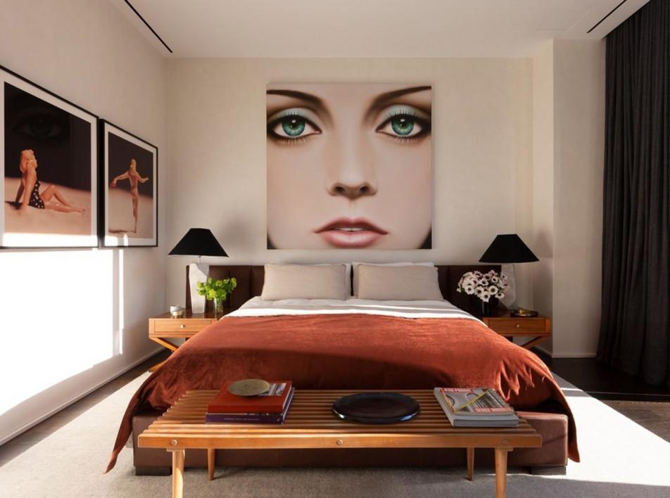 Квартира в Нью-Йорке по проекту Сэмюэля Амойи