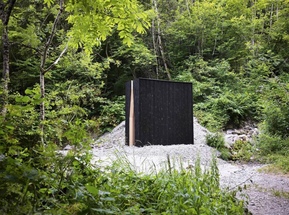 Atelier Poem: часовня для туристов во Франции