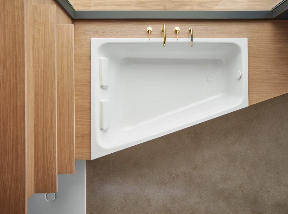 Ванна для двоих по проекту Tesseraux + Partner