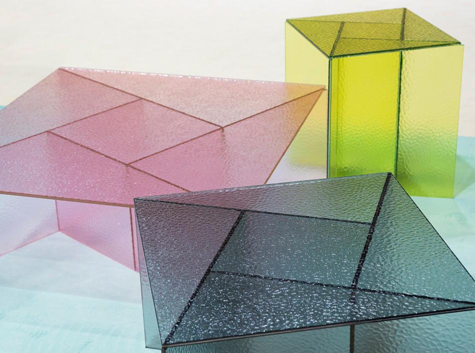 Тренды 2020/2021: стеклянные столики MUT Design