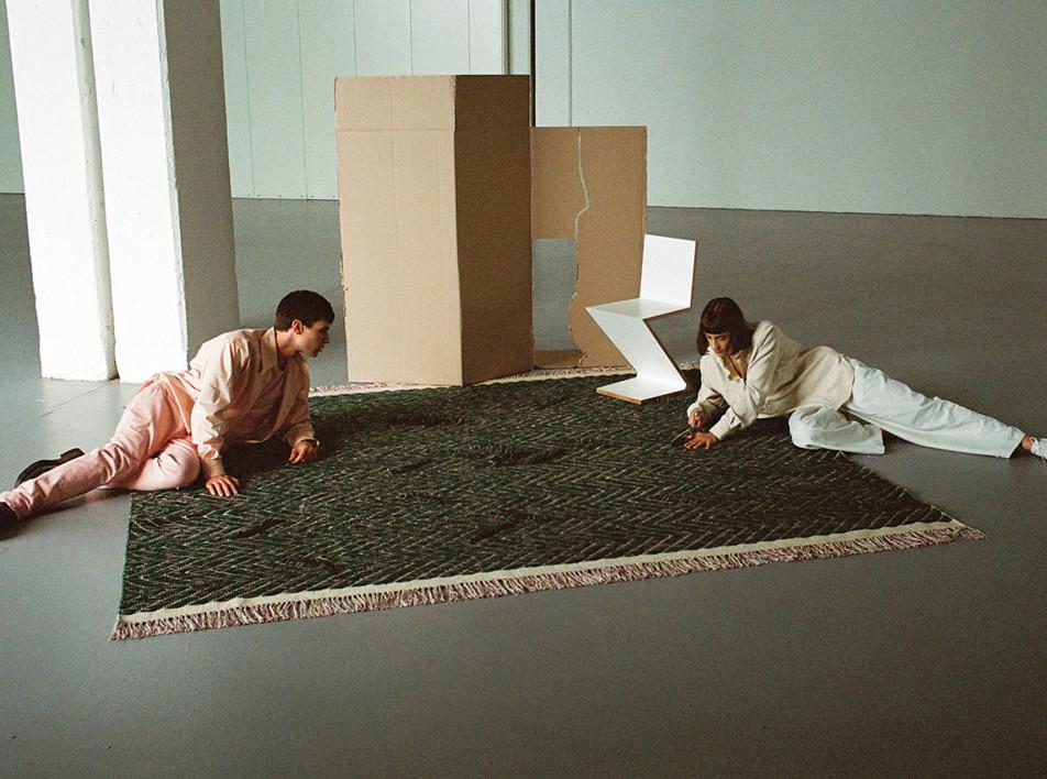 Тренды 2020/2021: культурные ковры Юри Химуро