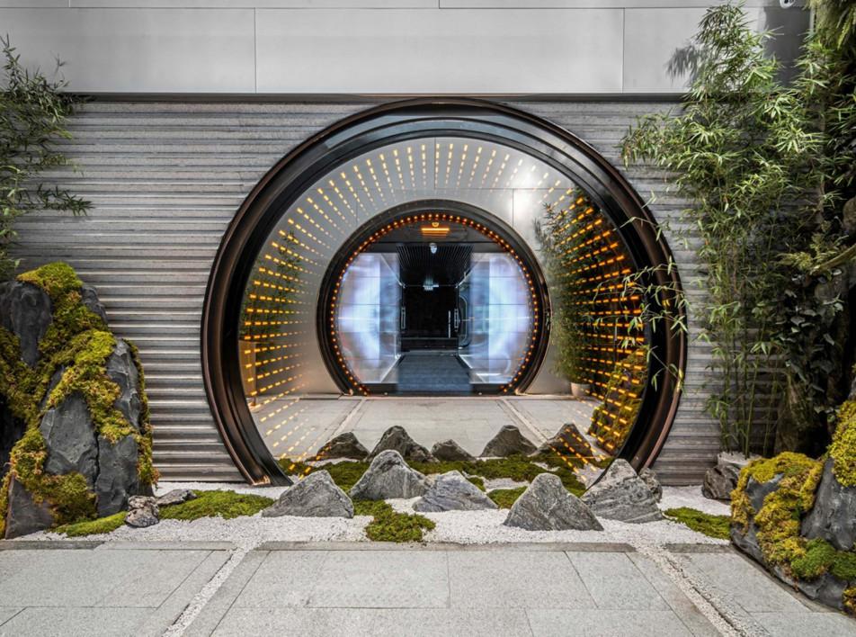 Космический офис по проекту DAGA Architects