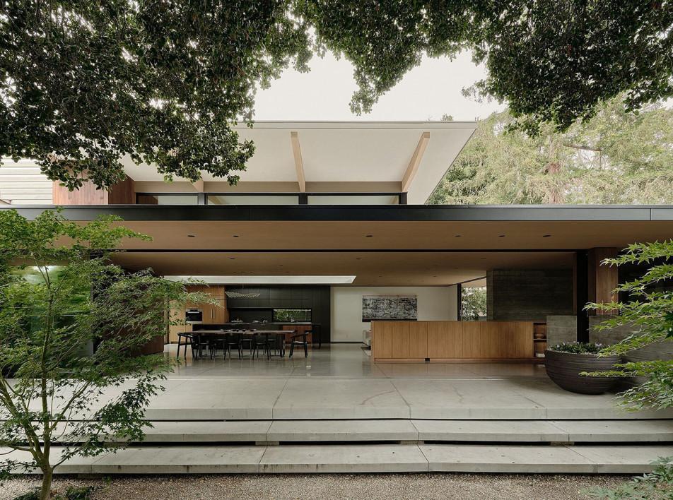 Feldman Architects: вилла в Кремниевой долине