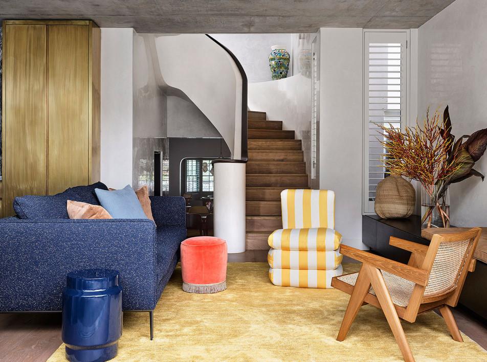 Резиденция в Сиднее по проекту Дэвида Флэка