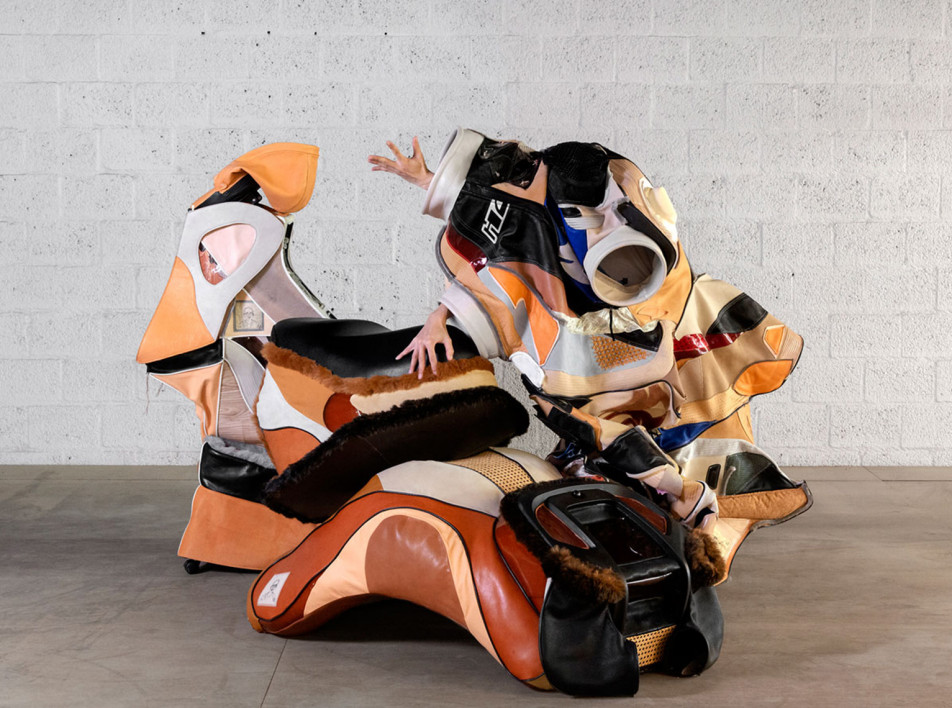 Хансол Ким: мебель как одежда