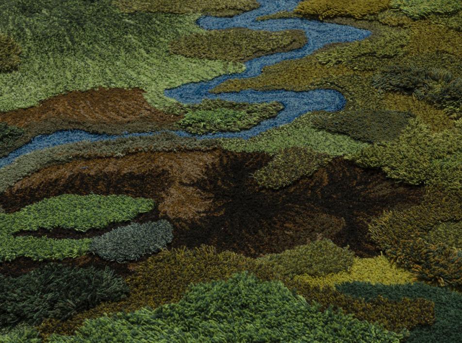 Тренды 2020/2021: ландшафтные ковры Александры Кехайоглу