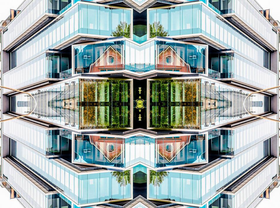 Osmetry: города в фотопроекте Анастасии Осминкиной