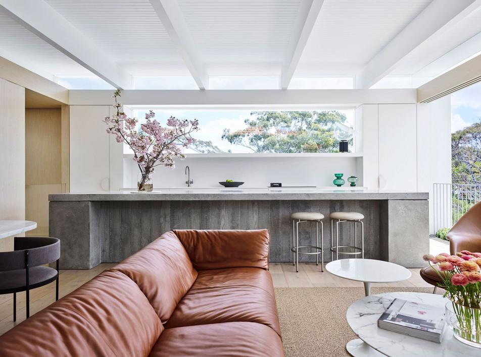 Madelein Blanchfield Architects: дом для архитектора