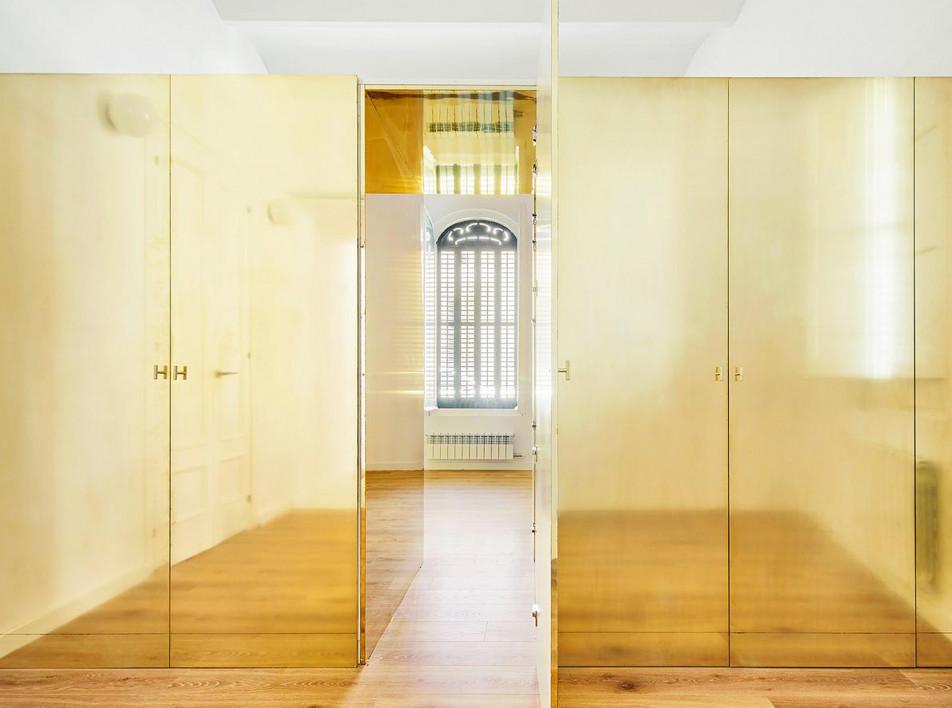 Апартаменты Magic Box по проекту Raul Sanchez Architects