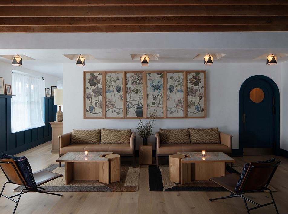 Калифорнийский бар по проекту Studio Becky Carter