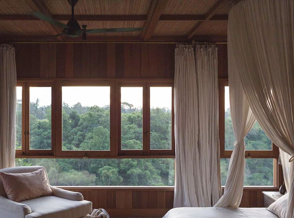 Studio Jencquel: балийская вилла в Убуде