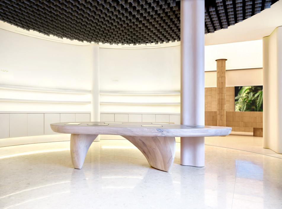 Бутик по продаже каннабиса в Торонто. Проект Паоло Феррари