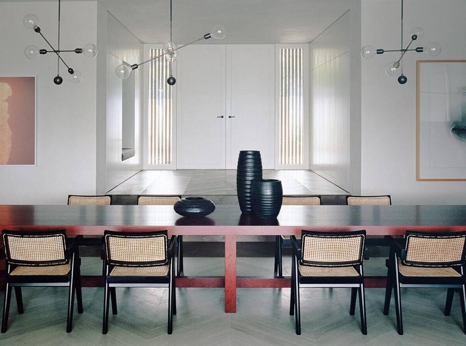 Think Architecture: дом не должен сливаться с пейзажем