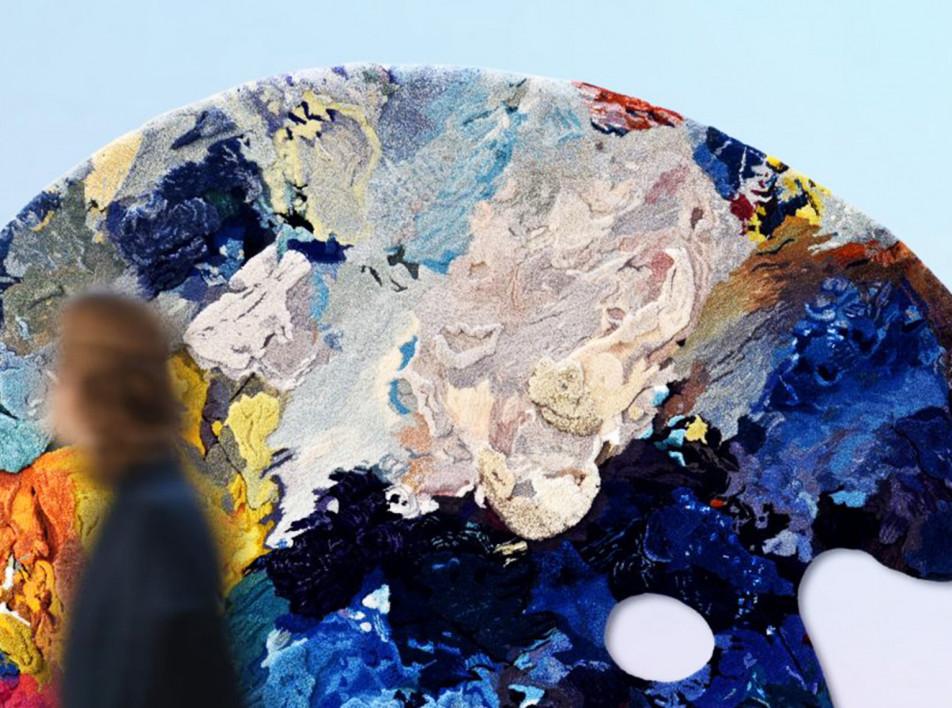 Цвет Яна ван Эйка и современный дизайн