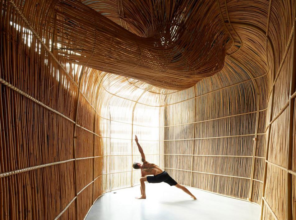 Центр йоги в Бангкоке по проекту Enter Projects