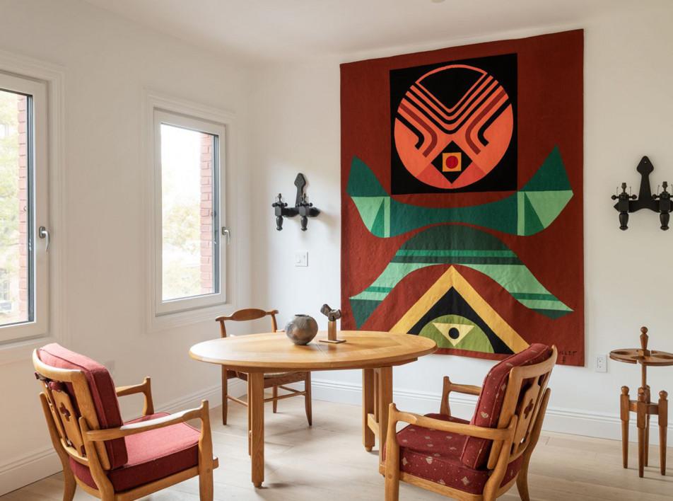 Maison Gerard: бруклинский таунхаус с французской мебелью