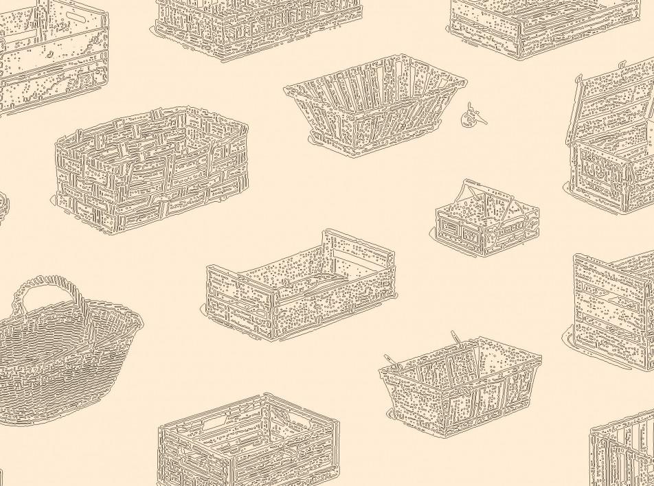Музей дизайна Vitra: выставка о пробках, бутылках и ящиках из фанеры