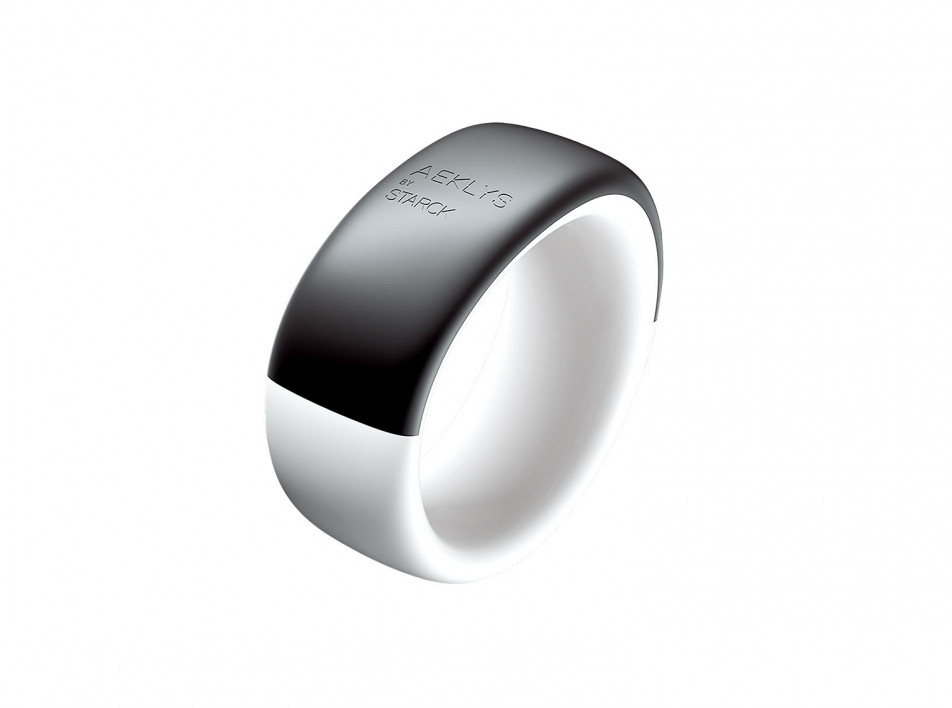 Филипп Старк придумал волшебное кольцо