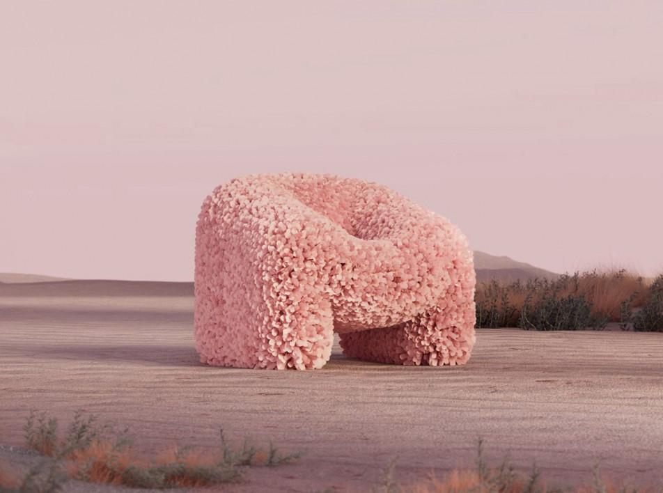 Дизайнер из Аргентины продал виртуальную мебель на аукционе за 450 000 долларов