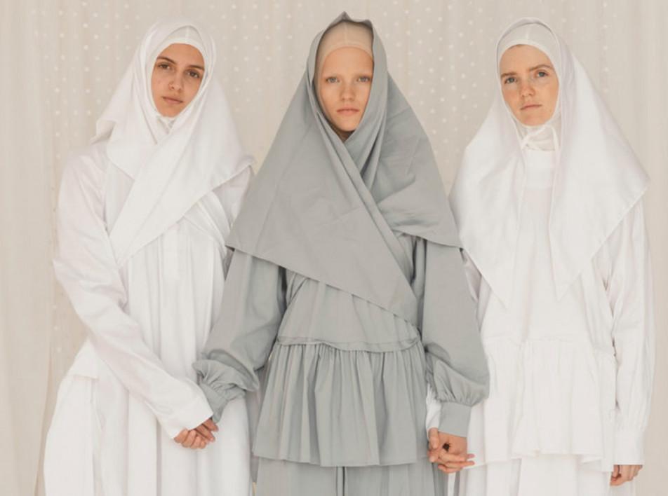 Дизайнер Каролина Павловская: минимализм, экологичность и исламская мода