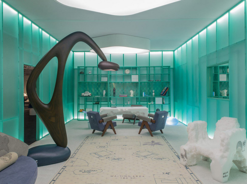 Дэниел Аршам: коллекция для родного дома
