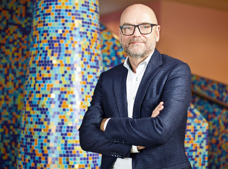 Жюри RUSSIAN PROJECT 2020: Андреас Блюм, директор Groninger Museum