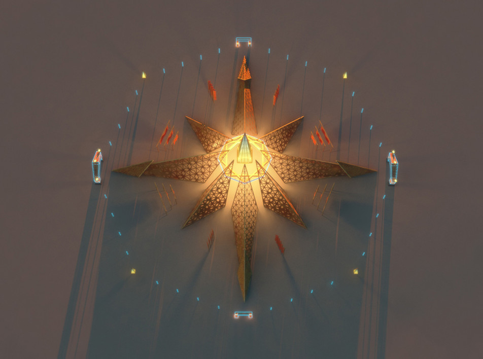 Burning Man 2020: главный проект фестиваля