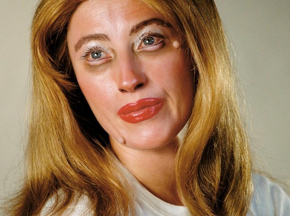 Синди Шерман в Fondation Louis Vuitton