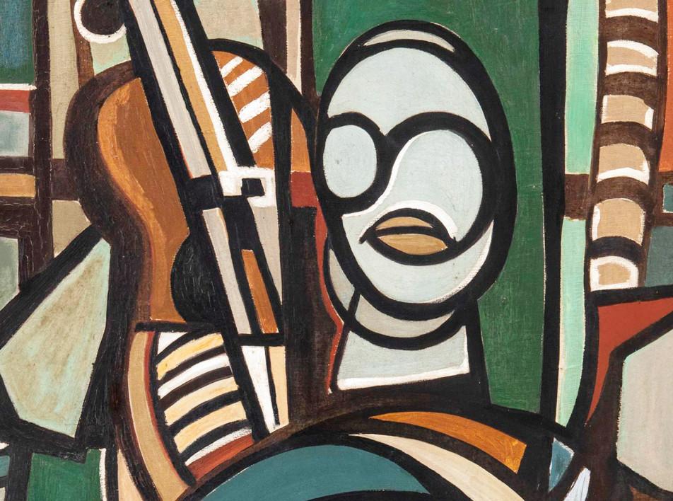 Лигия Кларк: выставка пионера современного искусства