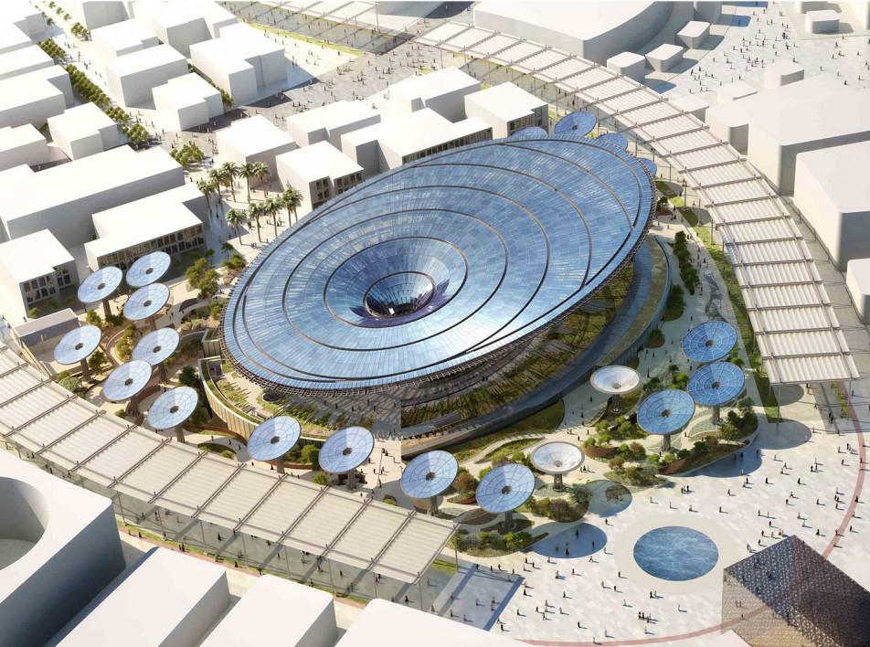 Выставка Expo 2020 в Дубае отменена в этом году из-за пандемии Covid-19