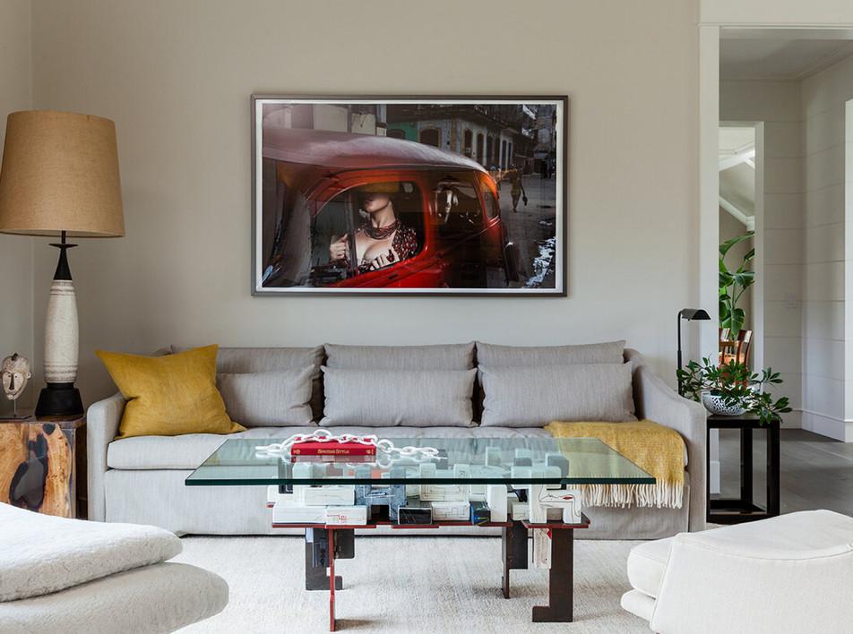 Гостеприимный дом дизайнера Дэвида Скотта