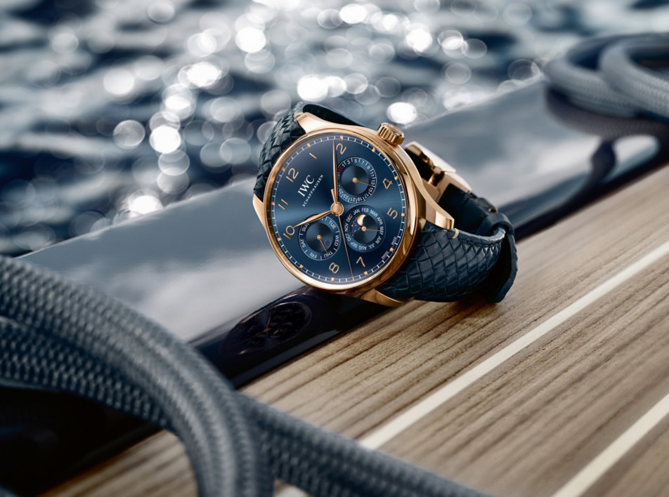 Часы IWC Schaffhausen: культовый дизайн Portugieser