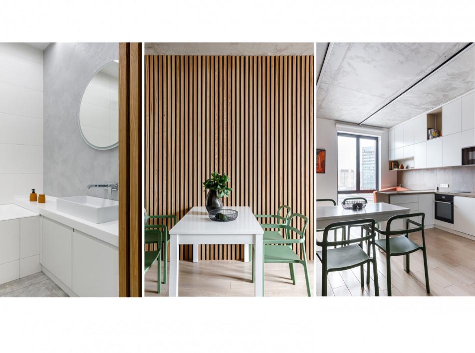Рустэм Уразметов: квартира в новом доме