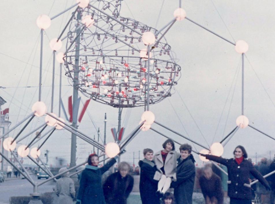 Русский кинетизм на выставке в Санкт-Петербурге