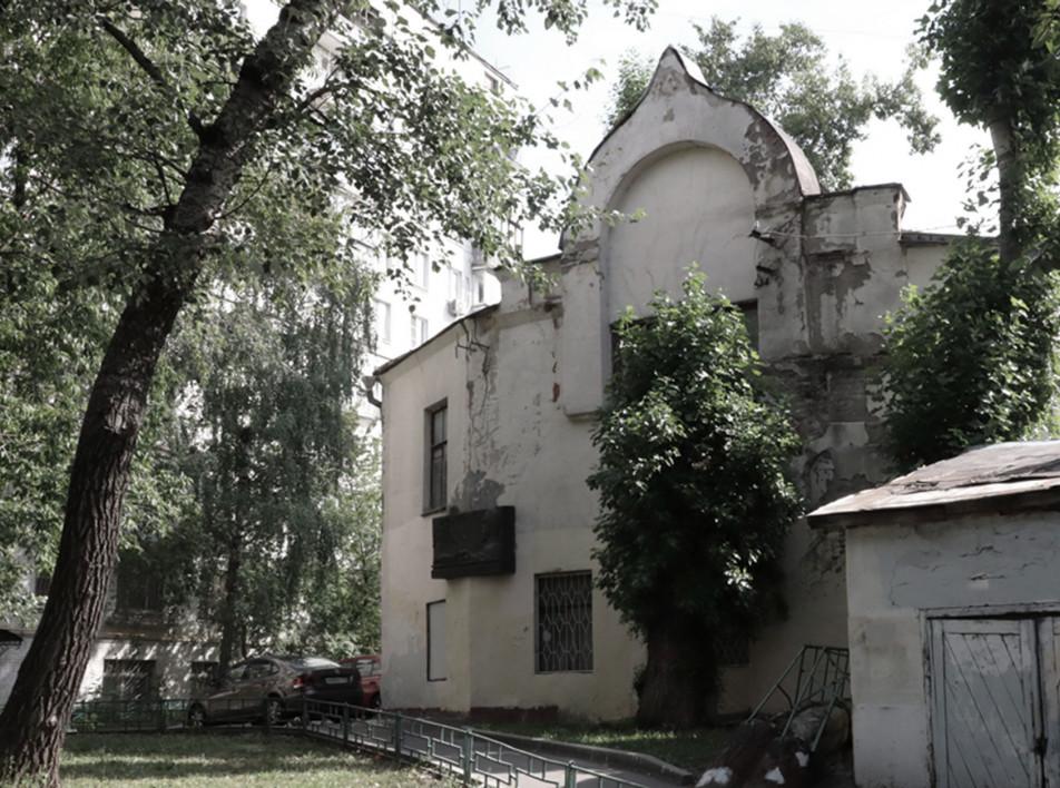 Московский дом Левитана продан галерее Ovcharenko