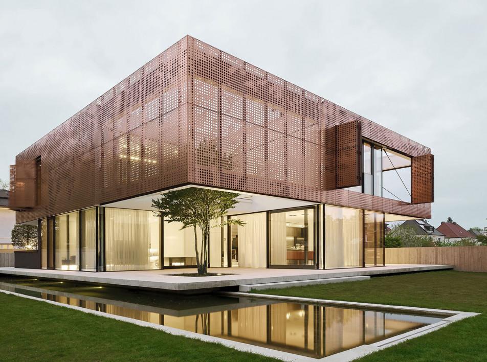 German Design Award 2020: дом с деревом внутри