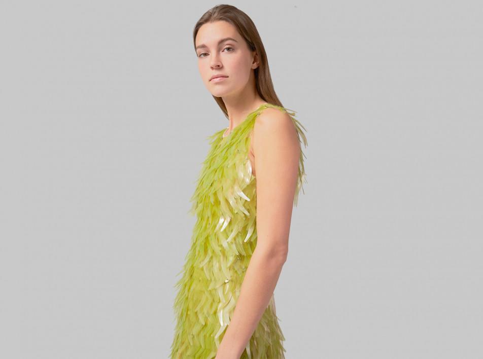 Платье Лима и МакКарди: мода в борьбе с изменением климата