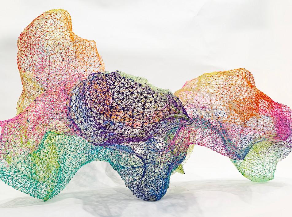 Дебют Василисы Липатовой в галерее «Файн Арт»