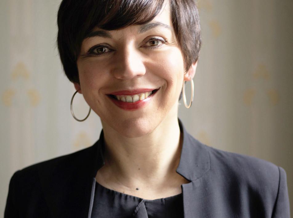 Жюри RUSSIAN PROJECT 2020: Лиз Куарье