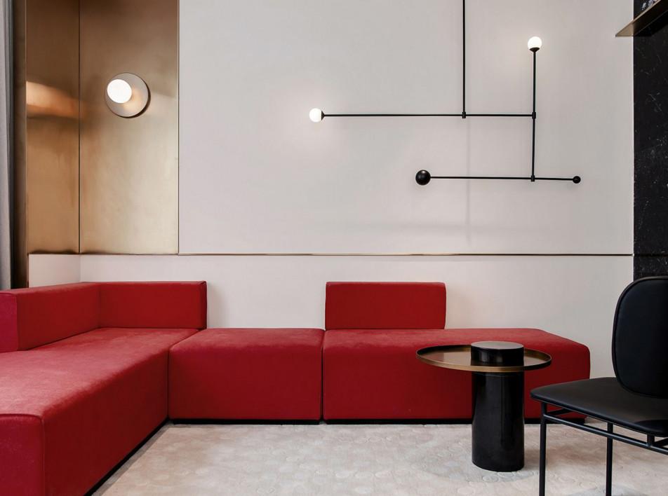 Свет в гостиной: 8 правил уютного интерьера